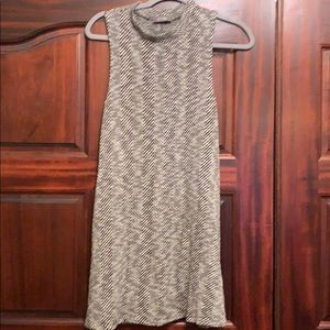 Allison Joy Black and white knit top